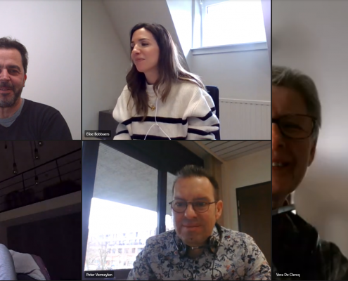 iGEN werkgroep Teams meeting - BCT